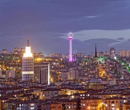 Ankara - Yenimahalle Çekici